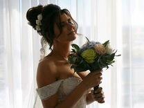 Нереальное свадебное платье