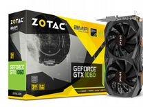 Мега-мощная игровая видеокарта Zotac 1060 G