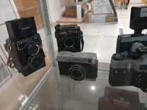 Фотоаппарат пленочный — Коллекционирование в Екатеринбурге