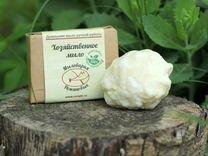 Натуральное хозяйственное мыло (кокосовое)