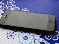 iPhone 5 16gb чёрный
