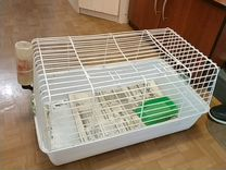 Клетка для домашнего животного