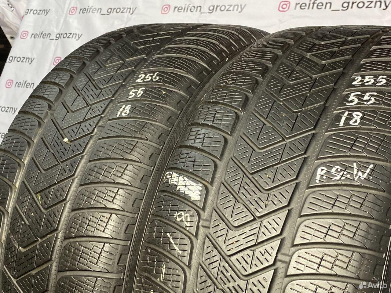255/55/18 Pirelli Scorpion Winter - 2 шт  89380001718 купить 1