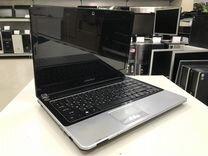 Ноутбук eMachines для работы и соц. сетей