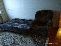 Диван угловой большой + кресло