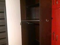 Шкаф угловой, венге