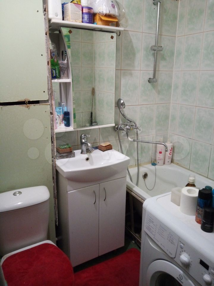 1-к квартира, 32 м², 5/5 эт.  88432456700 купить 3
