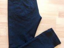 Чёрные джинсы 32 размера