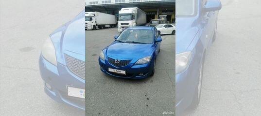 Mazda 3, 2006 купить в Краснодарском крае | Автомобили | Авито