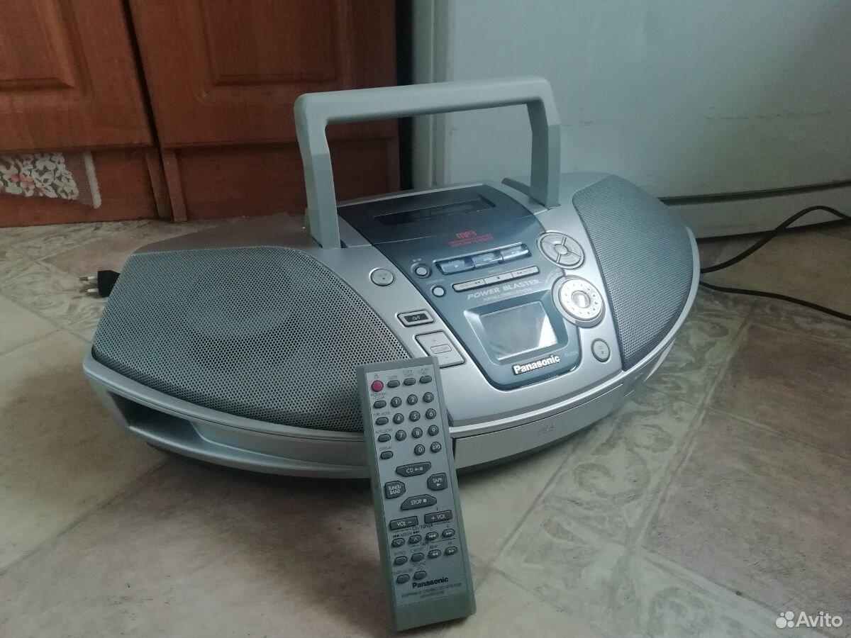 Panasonic RX-E29, сборка Малайзия  89658937351 купить 1