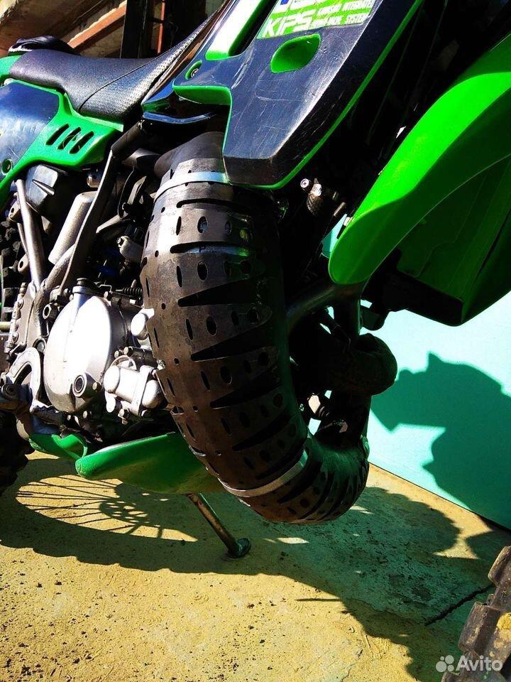 Kawasaki KDX 200 SR  89148303508 купить 3
