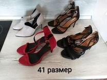 Новая женская обувь 40, 41, 42 и 43 размеров