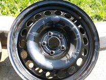 Продам штампованные диски Chevrolet Cruze