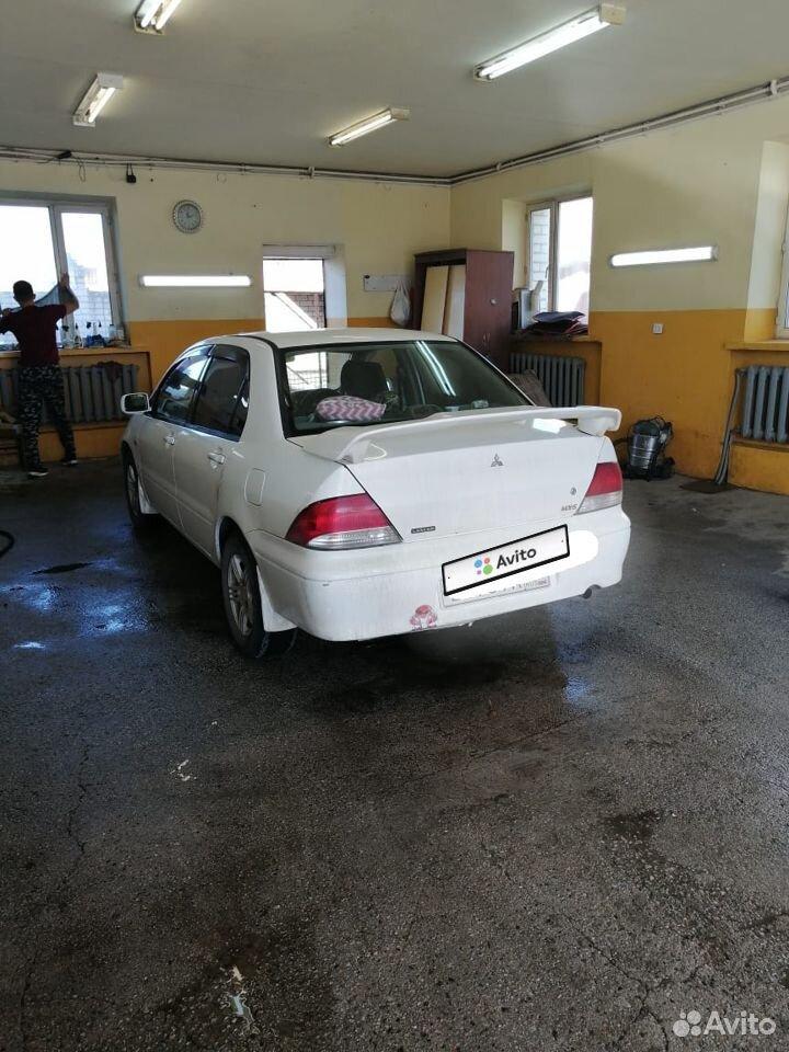 Mitsubishi Lancer Cedia, 2002  89098104523 купить 3