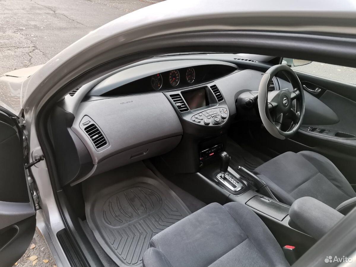 Nissan Primera, 2002  89835883810 купить 9