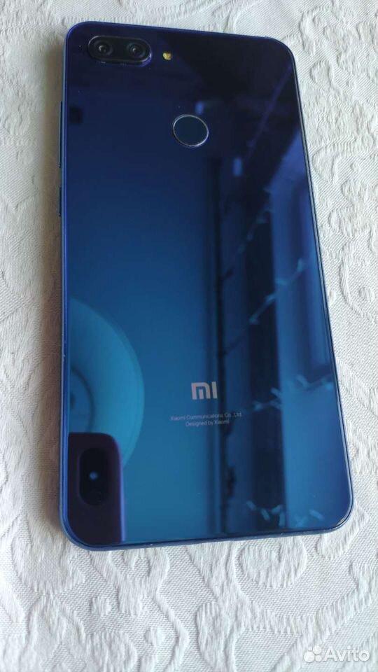Смартфон MI 8 Lite 4/64  89114591367 купить 3