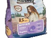 Корм Карми, для котят с Индейкой