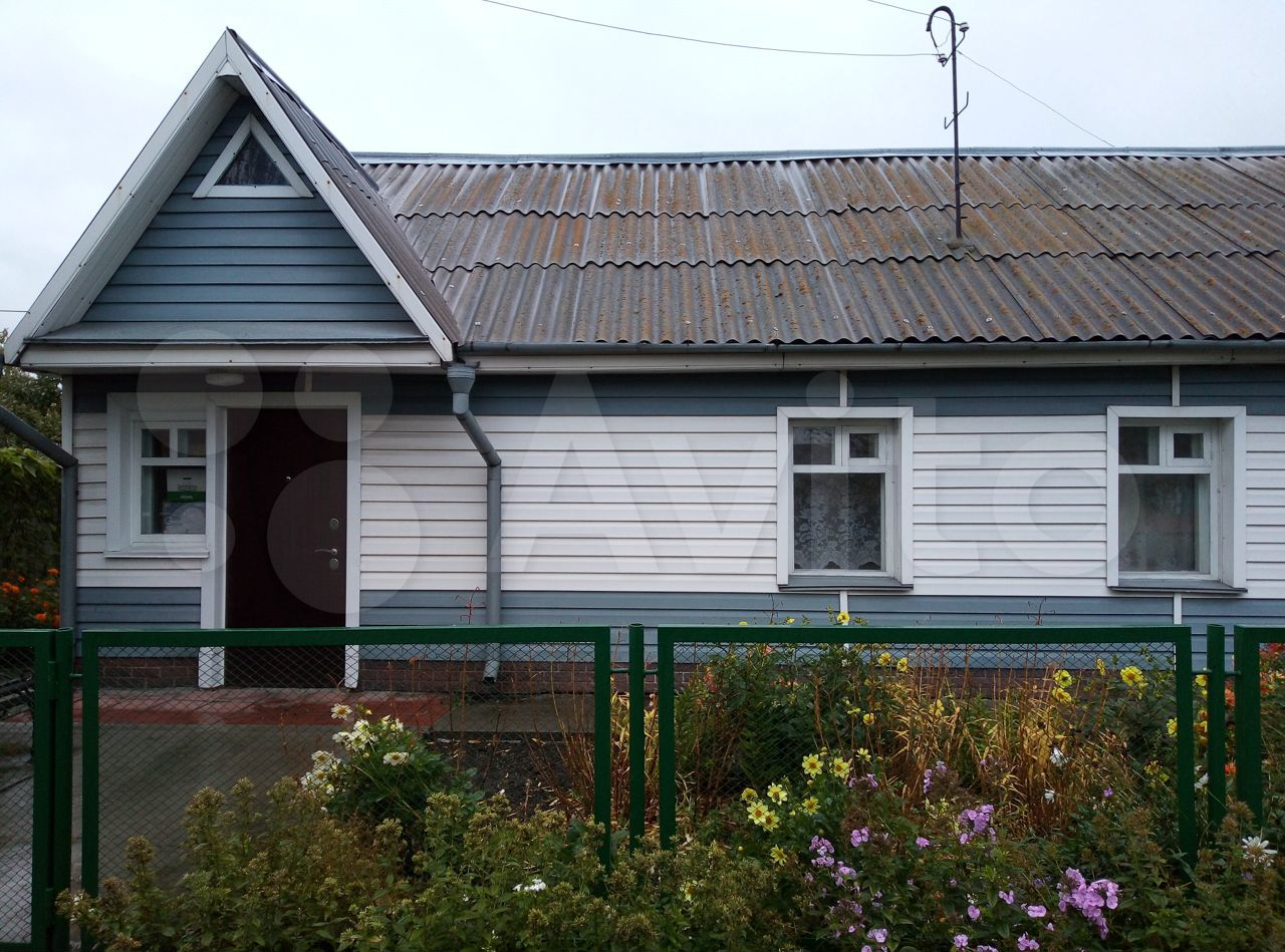 Дом 55.5 м² на участке 7.5 сот.  89095044211 купить 3