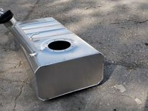 Топливный бак алюминиевый на 40л для УАЗ 452