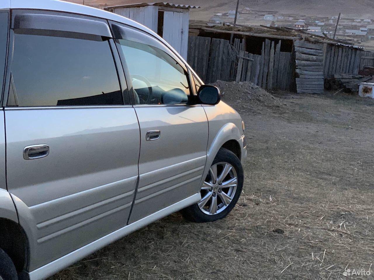 Toyota Nadia, 2000  89644602536 купить 8
