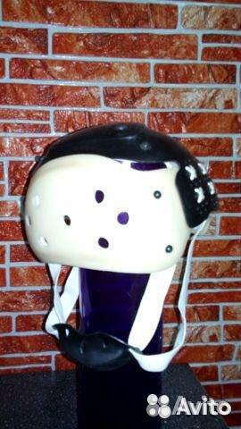 Детский хоккейный шлем  89129590758 купить 1