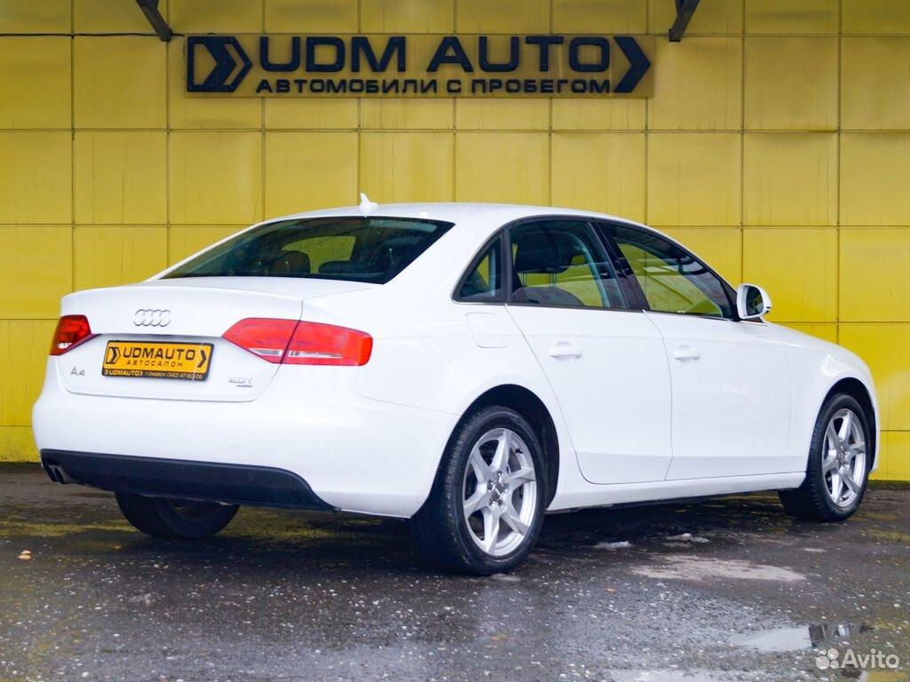 Audi A4, 2009  89508111811 купить 5