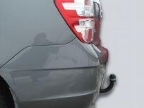 Фаркоп для Chevrolet Cobalt (седан) 2012 — Запчасти и аксессуары в Перми