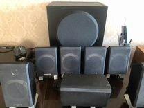Аудио-система. 7.1 Сreative inspire t7900