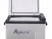 Alpicool C30 (30 л.) 12-24-220В черный — Запчасти и аксессуары в Тюмени