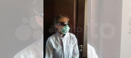 Маски Алина медицинские респираторы купить в Санкт-Петербурге с доставкой   Личные вещи   Авито