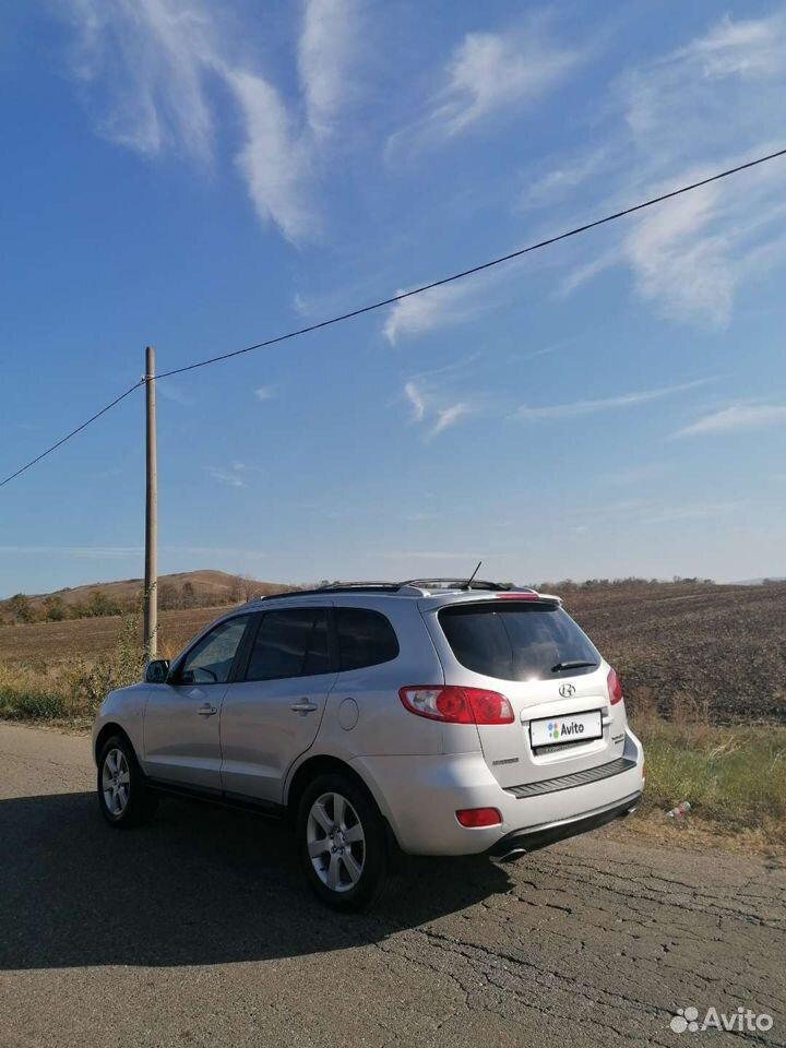 Hyundai Santa Fe, 2008  89187859838 купить 4
