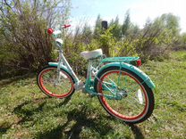 Велосипед Stels на девочку