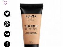 Крем тональный NYX 03 natural