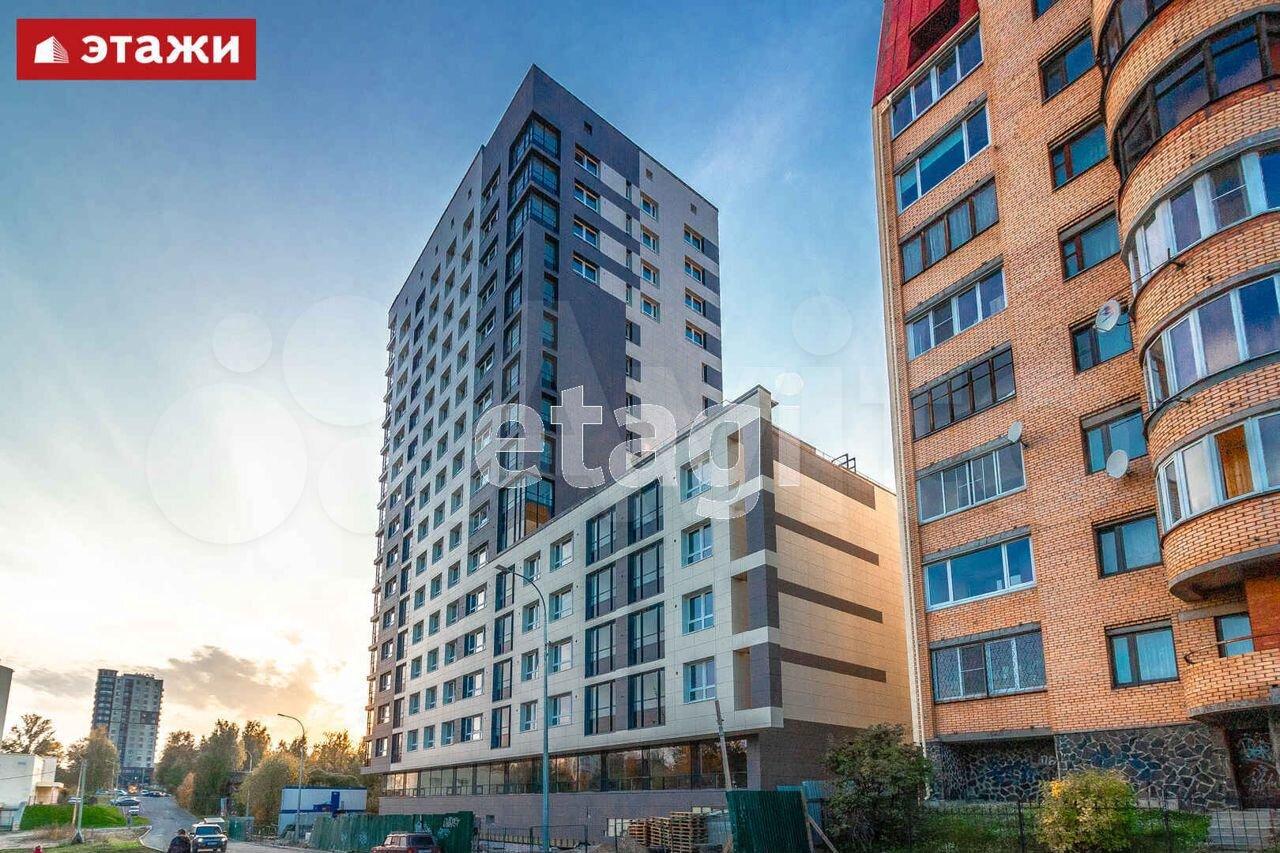 3-к квартира, 90.1 м², 14/16 эт.  89214694013 купить 2