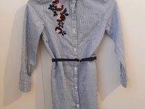Платье-рубашка kiabi