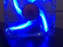 Корпусной вентилятор deep cool 120мм