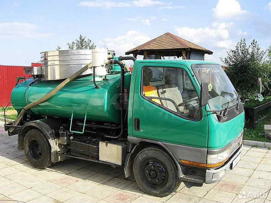 Pumping septic tanks