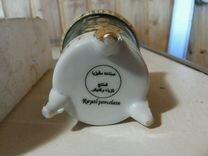 Новый египетский кофейный сервиз фарфоровый