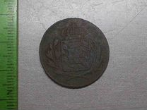 Бавария 1 крейцер 1806 год Редкий Оригинал Состоян