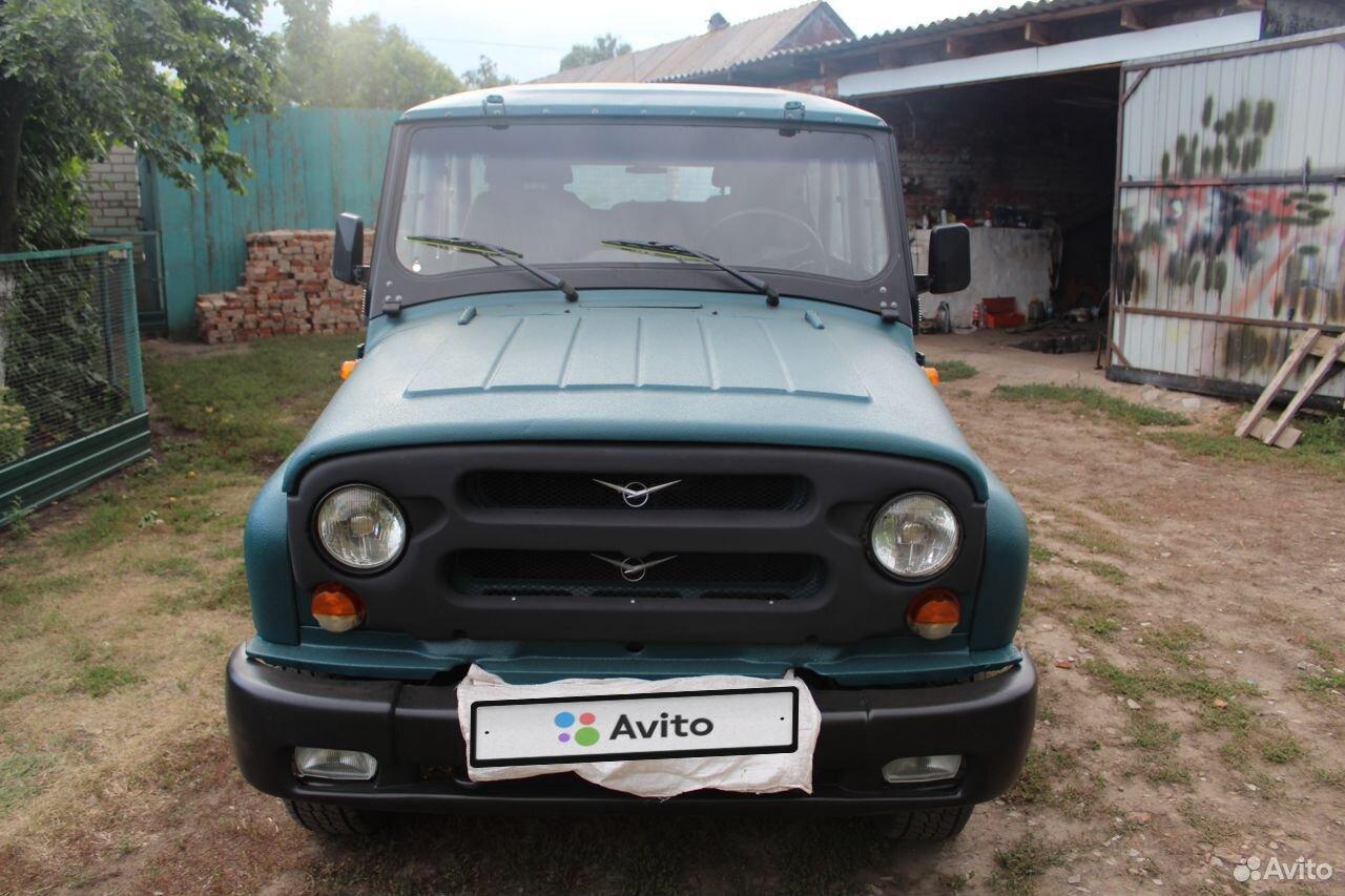 УАЗ Hunter, 2007  89204713084 купить 7