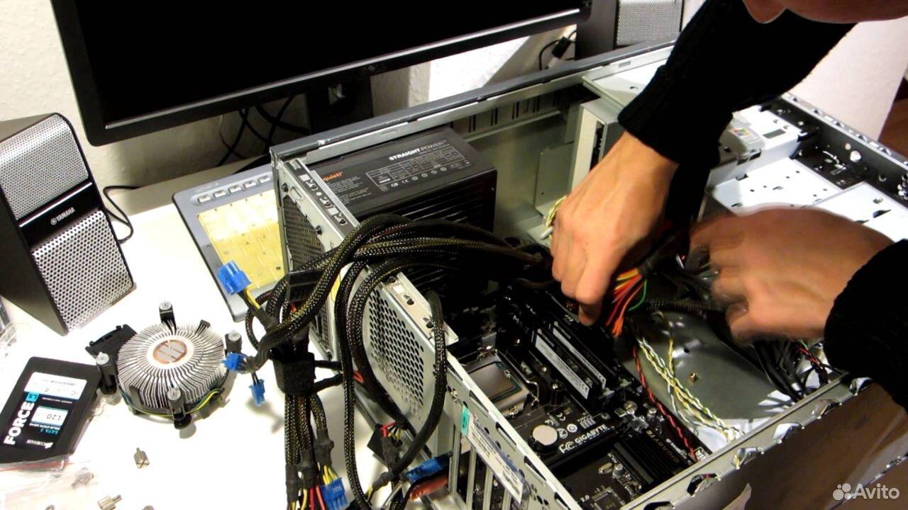 Ремонт компьютеров Ремонт ноутбуков  89111688512 купить 4