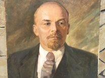 Картина Ленина