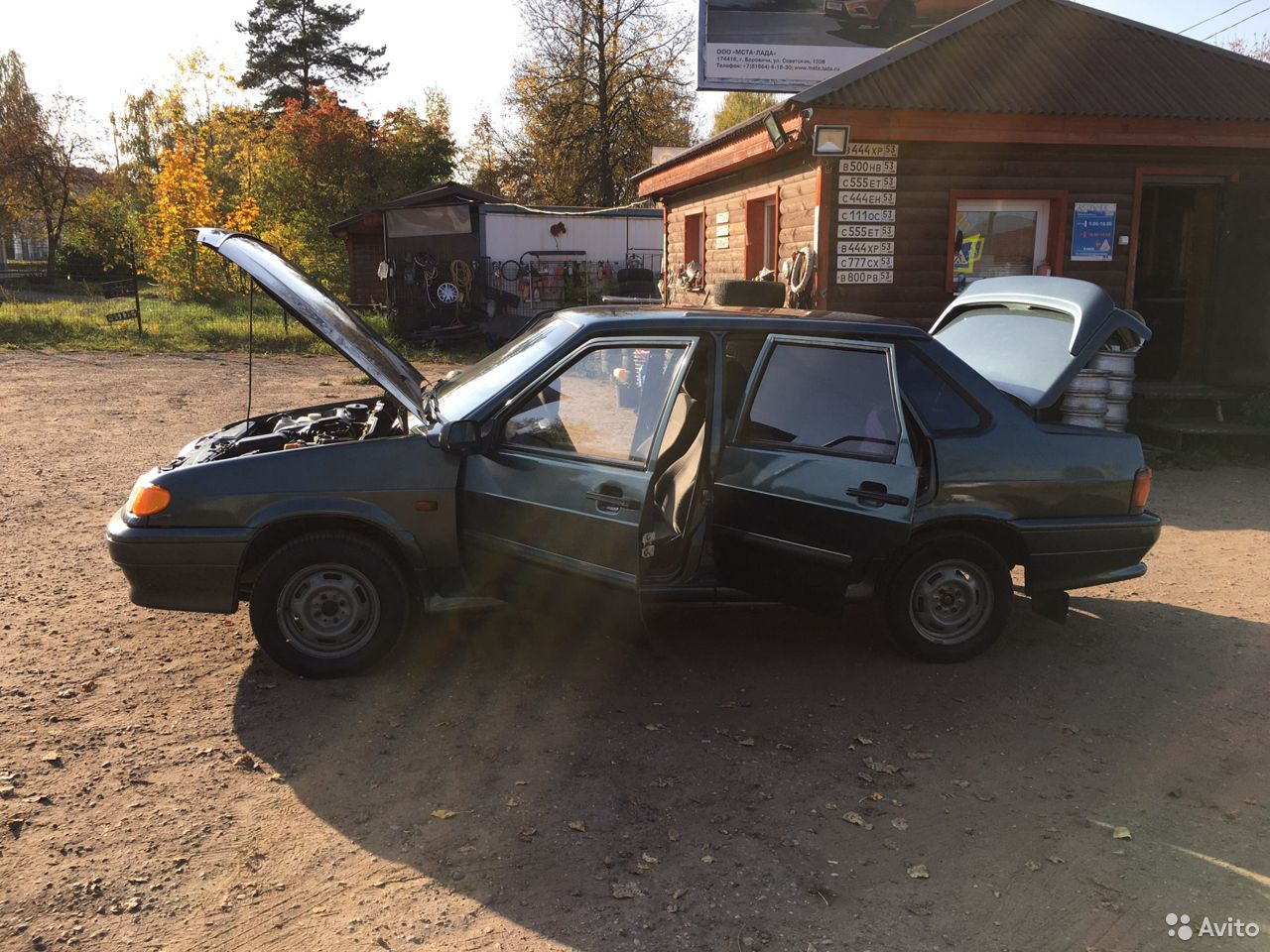 ВАЗ 2115 Samara, 2011  89116107914 купить 4