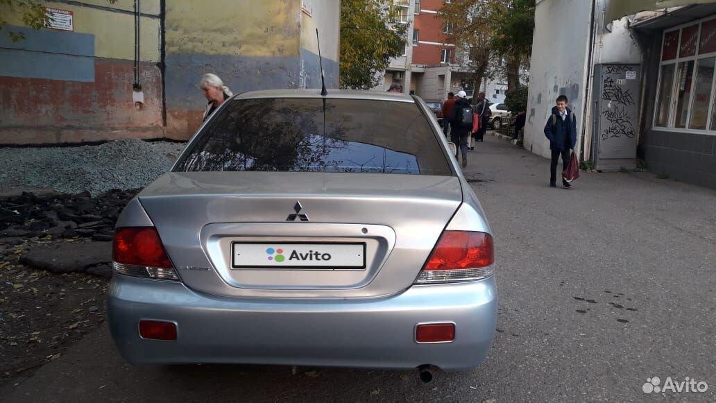 Mitsubishi Lancer, 2007  89068198445 купить 2