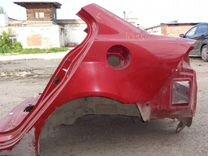 Крыло заднее левое Mitsubishi Lancer 10