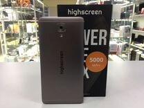 Телефон Highscreen Power Five Max 64Gb с гарантией