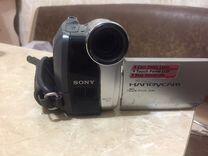 Видеокамера Sony Dcr-Hc23e на запчасти
