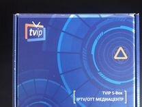 Tvip S-Box iptv/OTT Медиацентр v.410