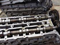 Головка блока цилиндров Мерседес 642 мотор