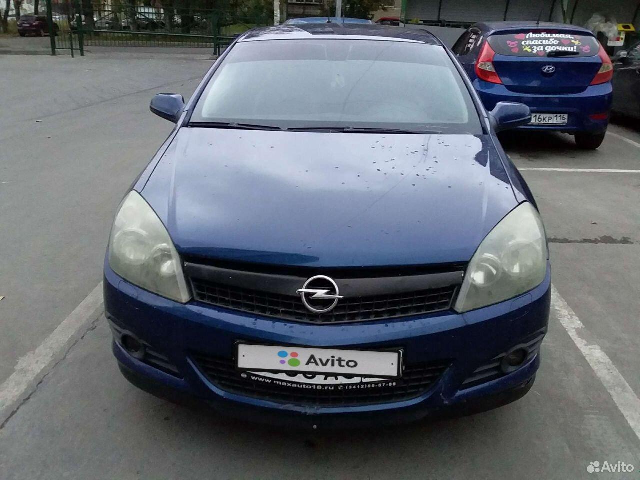 Opel Astra GTC, 2007  89068976272 купить 4